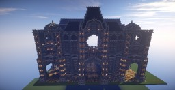 Medieval Palace Minecraft Map & Project
