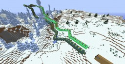Lucky Block Race Minecraft Map & Project