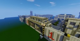 Base Militaire Moderne Minecraft