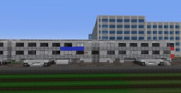 METRA Commuter Train - Chicago, IL Minecraft Map & Project