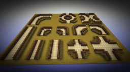 Road System V1 Minecraft