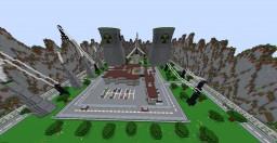 NuclearPlant (TeamQuakeCraft) Minecraft Map & Project