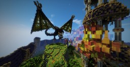 4 Portal Fantasy Hub | Download Minecraft Map & Project