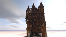 Rudims Manor - MCbuildcon plot Minecraft