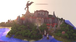 Temple Of Arcadium Minecraft Project