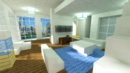 Marine Princess Penthouse Suite Minecraft Map & Project