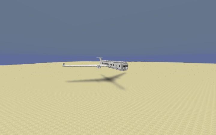 Small Passenger Plane