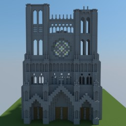 Various old builds Minecraft Project