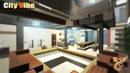 City Vibe - Retro Modern Penthouse Minecraft