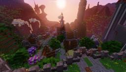 The CubeKrowd Festival Minecraft Map & Project