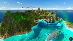 Mesara - A Look on Tortuga Minecraft Map & Project
