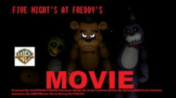 FNAF movie Minecraft Blog Post