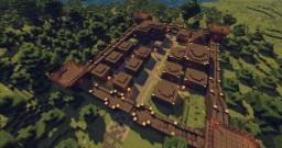 Dregoria - A Medieval Fantasy World Minecraft Map & Project