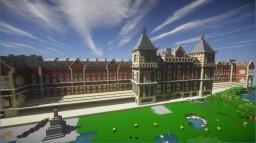 Central station (amsterdam inspired) Minecraft