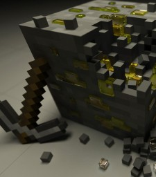 Approaching Beasts - LEGO Minecraft Cave Contest Minecraft Blog