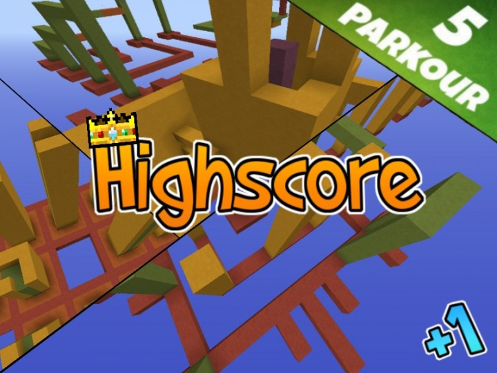 highscorereal9356348 [1.8] Highscore Parkour Map Download