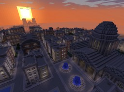 Industrial City Minecraft Project