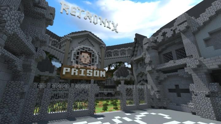 Prison Spawn Free Download Minecraft Map