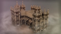 Dradorian Cathedral Minecraft Project