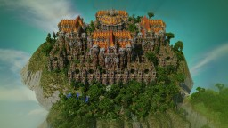 Mirador Castle By CraftCast Minecraft Map & Project