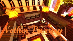 Nether Luxury (Penthouse Contest) Minecraft Map & Project