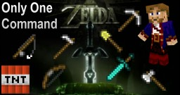 Zelda Items Minecraft Project