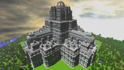 Planet Merdria: Palace of Symmetry Minecraft Map & Project