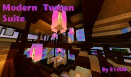 Modern Tuscan Suite Minecraft Map & Project