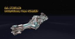 Interstellar Farm Starship Minecraft Map & Project
