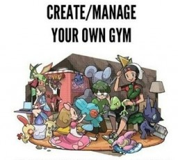 Pixelmon Blog 1: Make a Gym Minecraft Blog Post