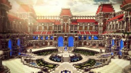 Palace hub Minecraft