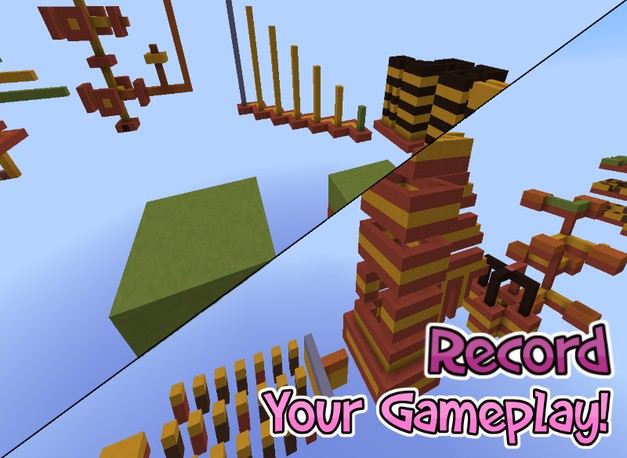 recordyourgameplay9356352 [1.8] Highscore Parkour Map Download