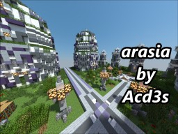 Factions spawn [arasia] [acd3s] Minecraft Map & Project