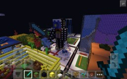 Minigame Madness PE Minecraft Project