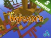Highscore - Parkour Map [1.8+]