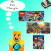 My First Thoughts - The Lego Movie Videogame