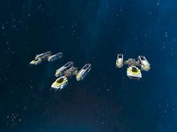 Y-Wing STAR WARS