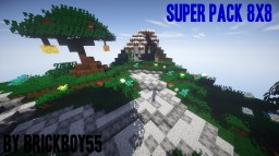 Super Pack 8x8 Minecraft Texture Pack
