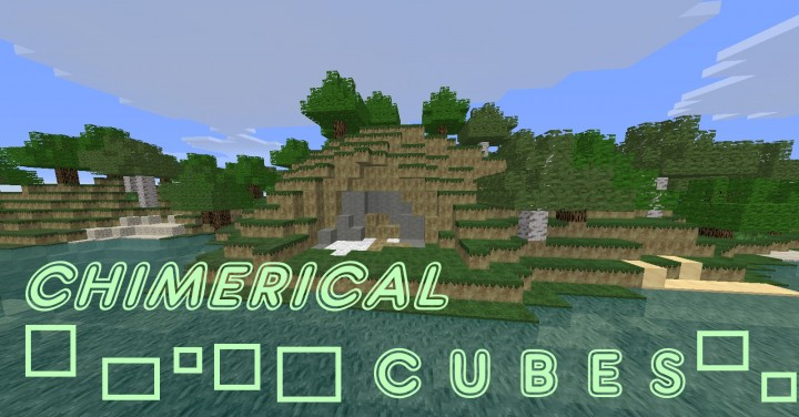 thumbnailyas9359969 [1.9.4/1.8.9] [32x] Chimerical Cubes Texture Pack Download