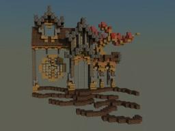 Vignette Concept Build Minecraft Map & Project