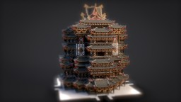 碎星楼 Star Map Tower 【LinsCraft】