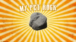 [1.8] -=My Pet Rock! Minigame=- Minecraft Map & Project