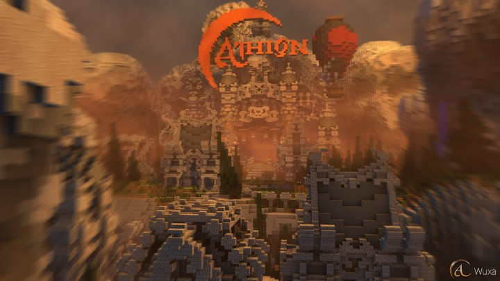 Drevni Survival Games Map by Athion Network - Render by Wuxa