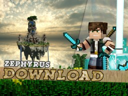 Zephyrus - [PMC Server Spawn Contest Entry] Minecraft Map & Project