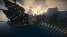 Realm of Lothiredon » Neutral Port Minecraft Map & Project
