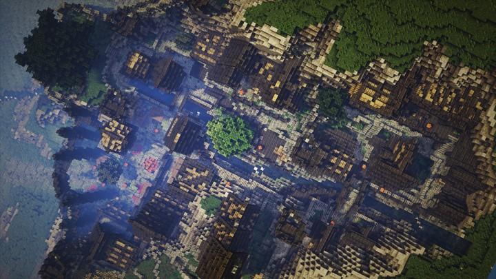 Viking Village Download Minecraft Project - Minecraft wikinger hauser