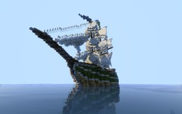 Dorado - Fantasy Ship [Download] Minecraft Project