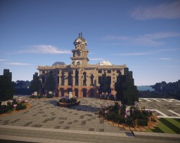 My WoK Application Minecraft Map & Project