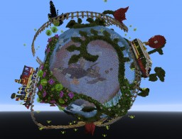 Little Train's Fantasy Dream Minecraft Map & Project
