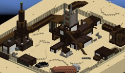 MW2 RUST 1:1 Map []  By Craft Minecraft Project